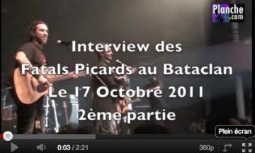 Vidéo 2 Fatals Picards