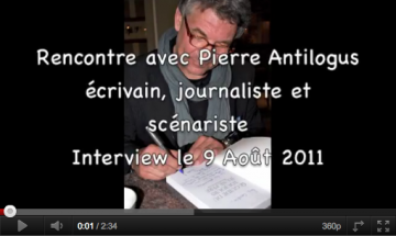 Vidéo Antilogus 1