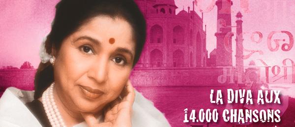 asha bhosle la diva indienne pour la premi re fois paris le 8 mai 2014 la parizienne. Black Bedroom Furniture Sets. Home Design Ideas