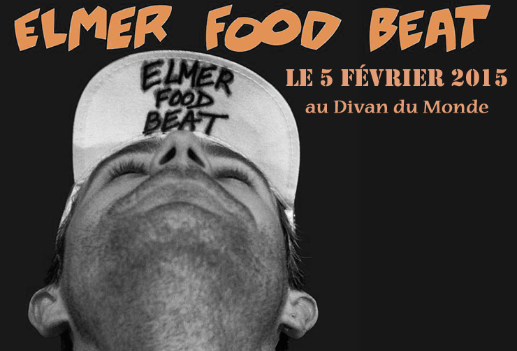 Interview de manou chanteur des elmer food beat 30 for Divan 4 lettres