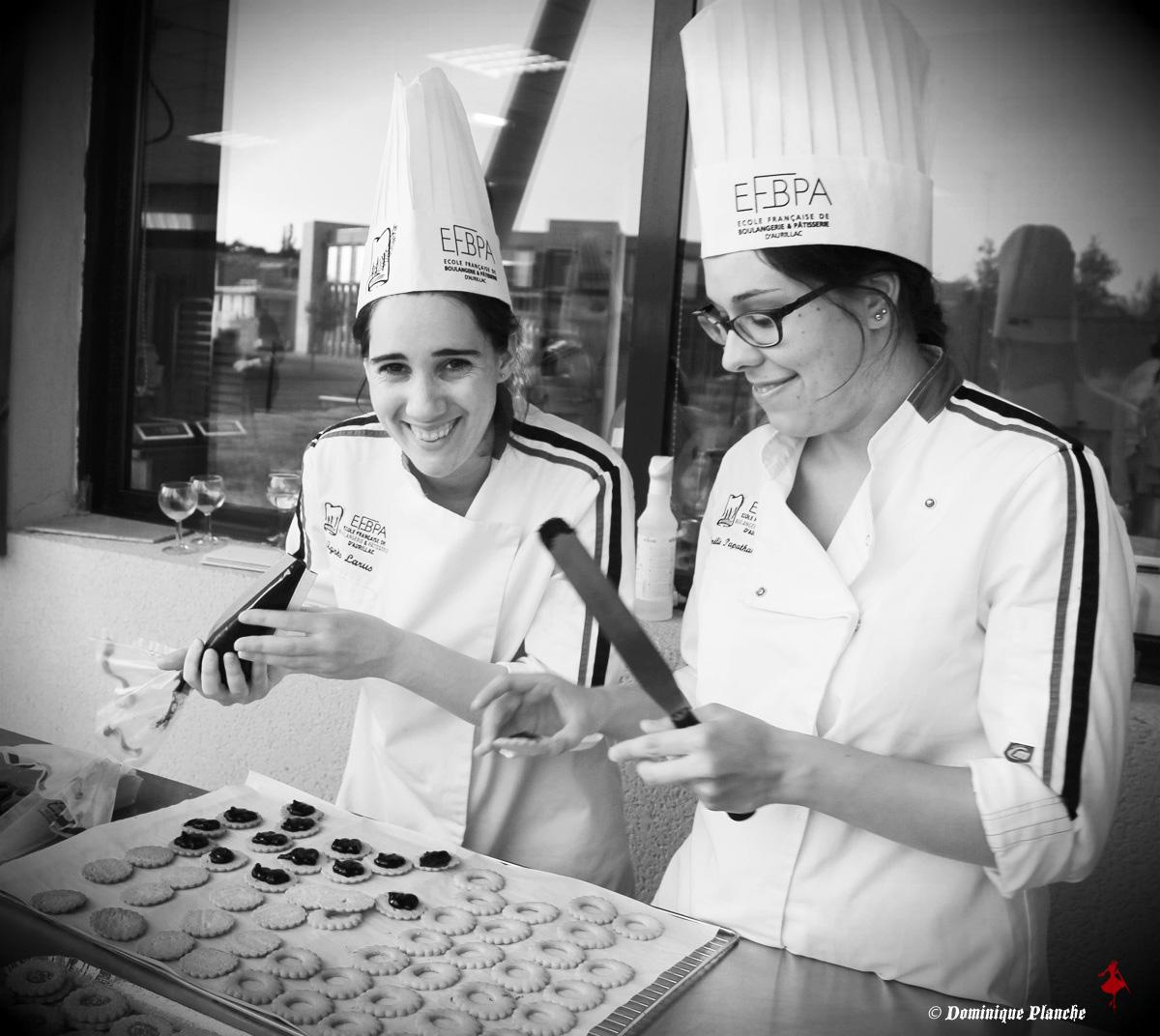 685668a0de9a8 Escapade à l école de patisserie   boulangerie d Aurillac
