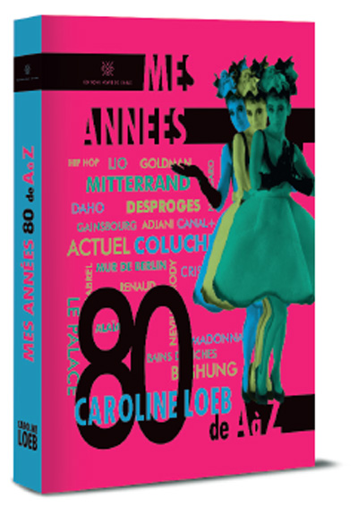 Livre-mes-annee80-la-parizienne