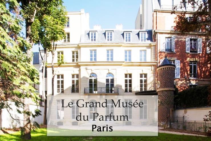 Grand Du Ouverture Musée ParfumLa Parizienne PwOiuXTZk